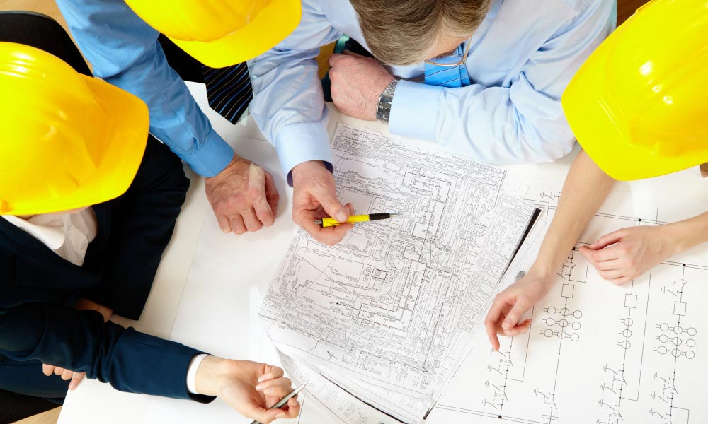 Feasibility study of construction projects